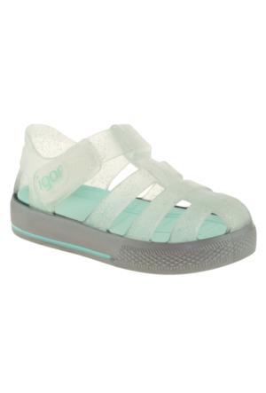 Igor 10107 Tenis Yeşil Kız Çocuk Sandalet