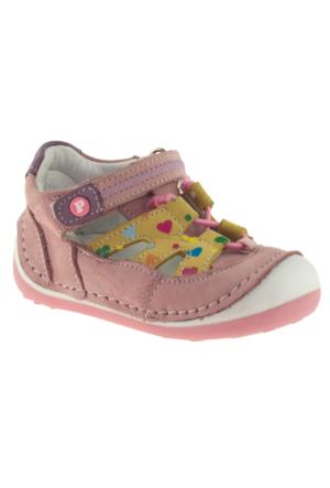 Perlina 1006 Pupy İlk Adim Pembe Kız Çocuk Ayakkabı
