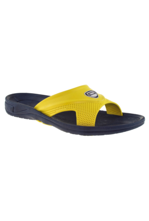 Twigy K0648 Lucas Plaj Terliği Sarı Erkek Terlik