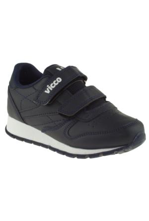 Vicco 938.V.149 Erkek Çocuk Lacivert Ayakkabı