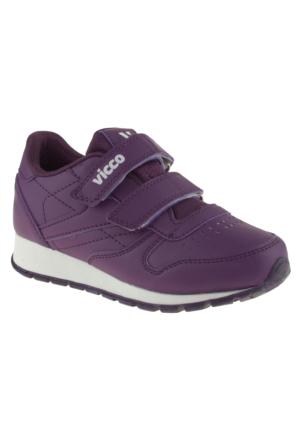 Vicco 938.V.149 Kız Çocuk Mor Ayakkabı