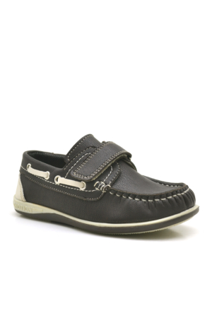 Raker Günlük Cırtlı Kahverengi Erkek Çocuk Ayakkabısı