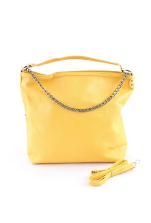Cantamall 2609 Kadın Omuz Çantası Sarı