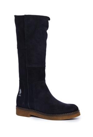 U.S. Polo Assn. K5Mabelle Suede Kadın Çizme