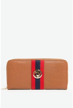 U.S. Polo Assn. Y7Usc17486 Kadın Portmone Cüzdan
