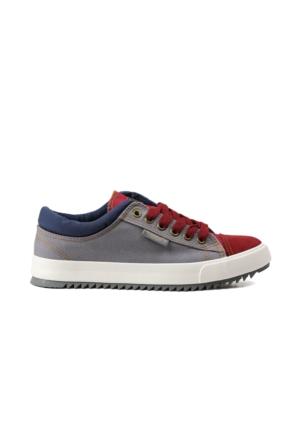 Dockers Bordo Kadın Ayakkabısı 100234661