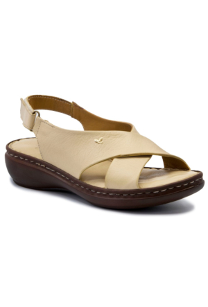 Gedikpaşalı 240207 Bej Terlik-Sandalet