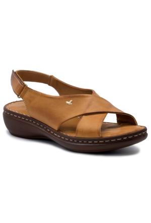 Gedikpaşalı 240207 Taba Terlik-Sandalet