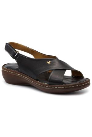 Gedikpaşalı 240207 Siyah Terlik-Sandalet