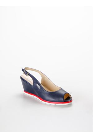 Pierre Cardin Günlük Kadın Dolgu Topuk Sandalet Pc-0900.003