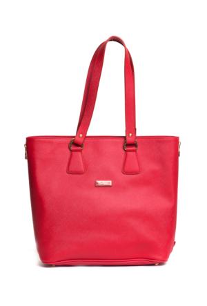 Pierre Cardin Kadın Çanta Kırmızı