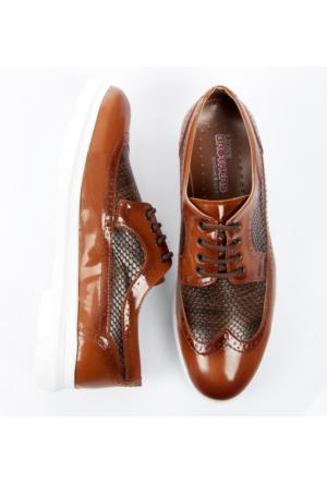 Taba Rugan Erkek Ayakkabı 1702004-057 Deepsea