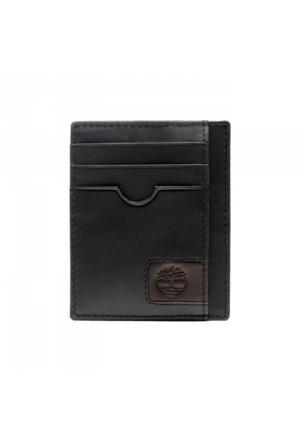 Timberland Black A1Cbn001 D99151 Tab Cardcase Kartlık