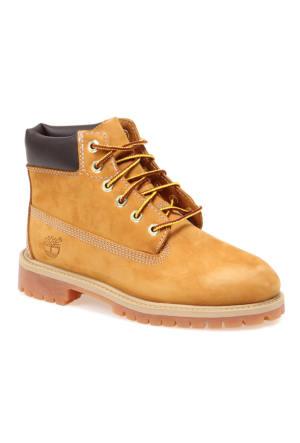 Timberland Wheat Nubuck 12709 M 6 In Classıc Boot Ftc Bot