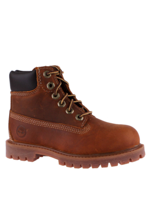 Timberland Rust Smooth 80804 Authentics 6In Wp Boot Bot