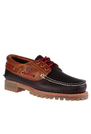 Timberland Dark Brown A11Zd 3 Eye Warm Lıned Cla Ayakkabı