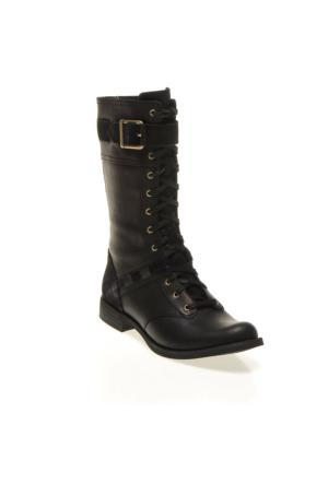 Timberland Black Forty 8543R W Ek Savın Hıll Mıd Blk/Nr Çizme