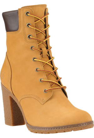 Timberland Wheat Nubuck 8715A Glancy 6İn Ayakkabı