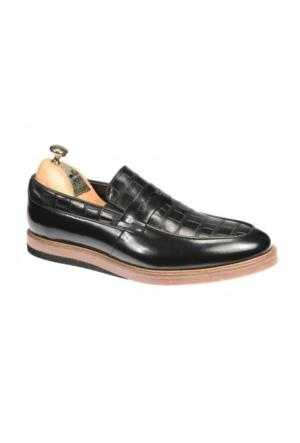 Paul Branco Siyah Casual Ayakkabı