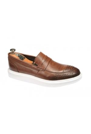 Paul Branco Taba Casual Ayakkabı
