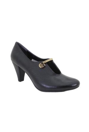 Punto 544635-06 Günlük Kadın Topuklu Ayakkabı
