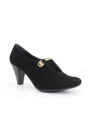 Punto 544635-08 Günlük Kadın Topuklu Ayakkabı