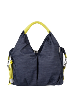Lassig Green Label Neckline Bag Denim Blue