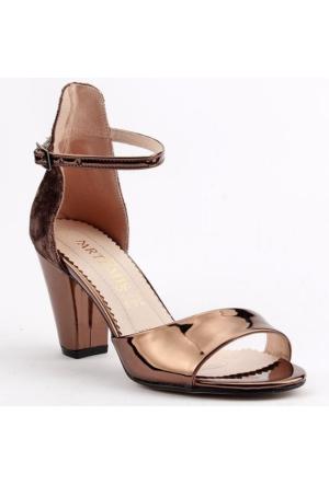Artemis 10 Platform 7,5 cm Topuklu Abiye Bayan Ayakkabı