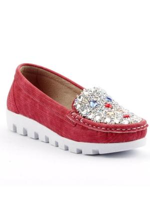 Sema 45 Günlük Abiye Kız Çocuk Babet Ayakkabı