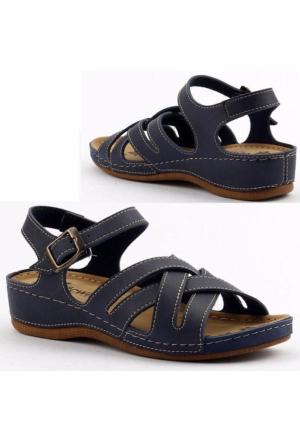 Ccway 1310 Günlük Yürüyüş Bayan Yazlık Sandalet