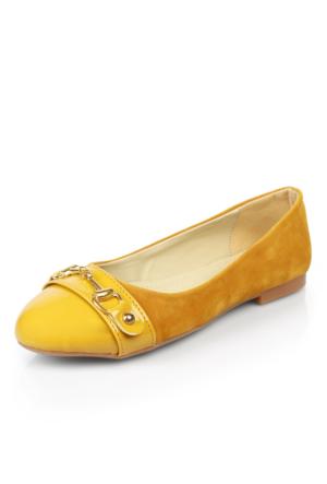 Demir C20 Hardal Ayakkabı