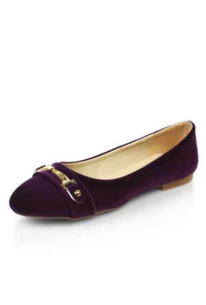 Demir C20 Mor Ayakkabı