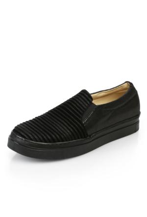 Demir Siyah Ayakkabı