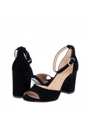Primo Passo Aktenli Kadın Topuklu Sandalet A162Kakt0025035