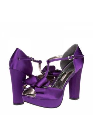 Primo Passo Kadın Abiye Ayakkabı A162Ysml0044012