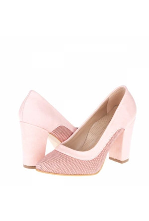 Primo Passo Aktenli Kadın Topuklu Ayakkabı A172Yakt00051811