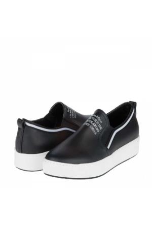Ony Kadın Slip On Sneakers Ayakkabı A172Yony0006001