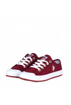 U.S. Polo Assn. Kadın Sneakers Ayakkabı A172Yuspl0007016