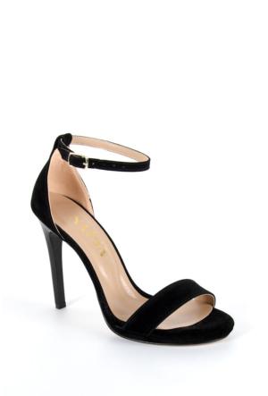 Sapin 25621 Kadın Topuklu Ayakkabı Siyah