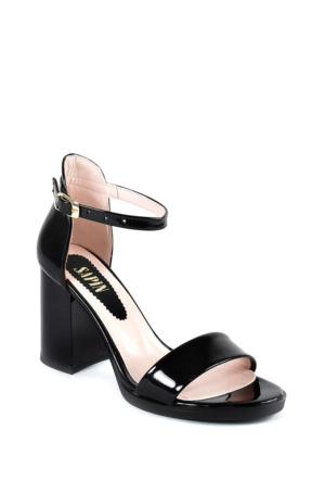 Sapin 25913 Kadın Sandalet Siyah