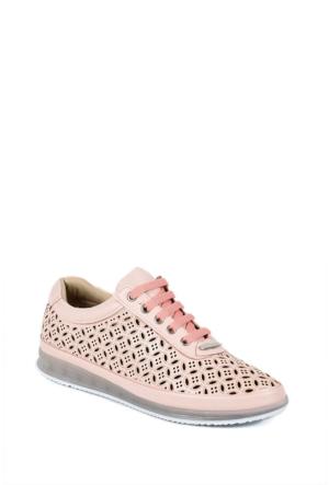 Sapin 25955 Kadın Ayakkabı Pudra