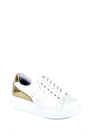 Sapin 35703 Kadın Ayakkabı Altın