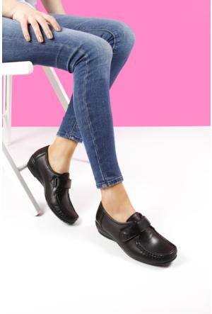 Gön Deri Kadın Ayakkabı 35906
