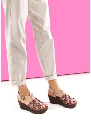 Gön Kadın Sandalet 45551