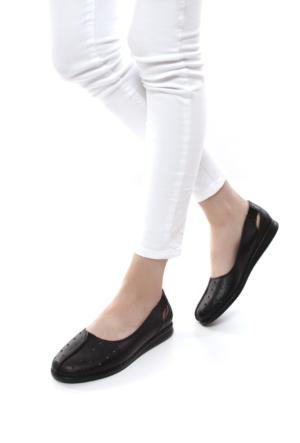 Gön Deri Kadın Ayakkabı 42203