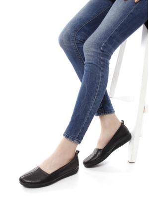 Gön Deri Kadın Ayakkabı 42205