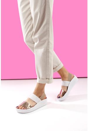 Gön Deri Kadın Sandalet 34650