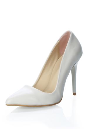 Waito 16Ywc001 Krem Cilt Ayakkabı