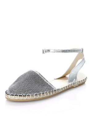 Atmaca 003Z Gümüş Zırhlı Sandalet