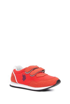 U.S. Polo Assn. Y6Nandy Erkek Çocuk Ayakkabı